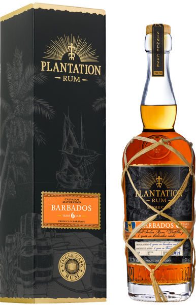 Rum Barbados 6 Years Old 41,3% Vol., 0,7 ltr.
